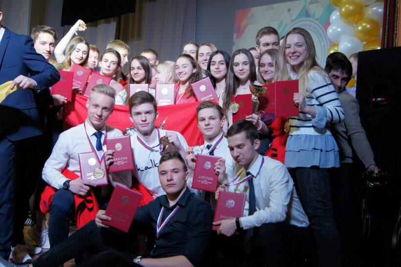 Olimpiad winners